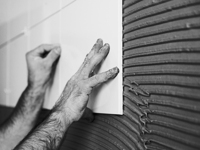 Mosaikfliesen verlegen lassen